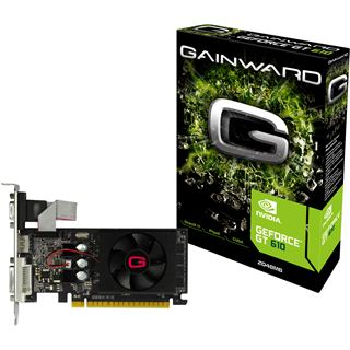 2GB Gainward GeForce GT 610 Aktiv PCIe 2.0 x16 (Retail)