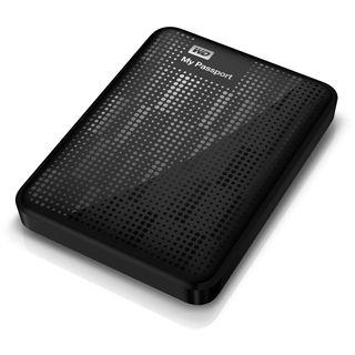 "500GB WD My Passport WDBKXH5000ABK-EESN 2.5"" (6.4cm) USB 3.0 schwarz"