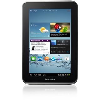 """7.0"""" (17,78cm) Samsung Galaxy Tab 2 7.0 WiFi/Bluetooth V3.0 16GB silber"""