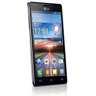 LG Electronics Optimus 4X HD P880 16 GB schwarz