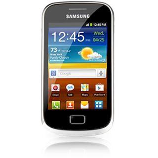 Samsung Galaxy mini 2 S6500 4 GB schwarz