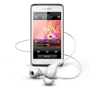 8GB Samsung Galaxy S WiFi 4.2 weiß