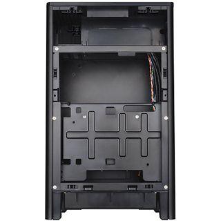 Silverstone Fortress FT03-Mini ITX Tower ohne Netzteil schwarz