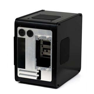 Cubitek Mini-Ice Mini-ITX ohne Netzteil schwarz