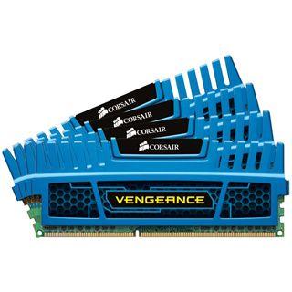 16GB Corsair Vengeance blau DDR3-2133 DIMM CL11 Quad Kit