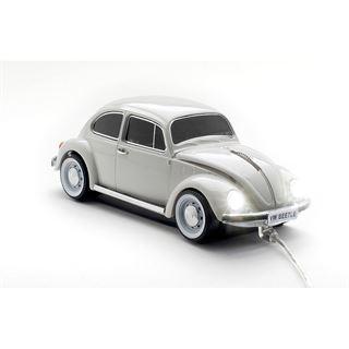Sunny Trade VW Beetle Oldtimer Car USB grau (kabelgebunden)