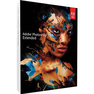 Adobe Photoshop Extended CS6 - MediaKit Deutsch nur Datenträger PC (DVD)