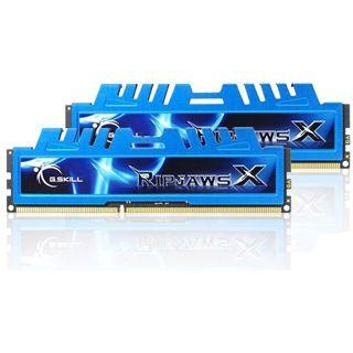 16GB G.Skill RipJawsX DDR3-1600 DIMM CL9 Dual Kit