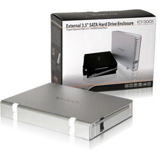 """Icy Dock ICYBento 3.5"""" (8,89cm) eSATA/USB 3.0 weiss"""