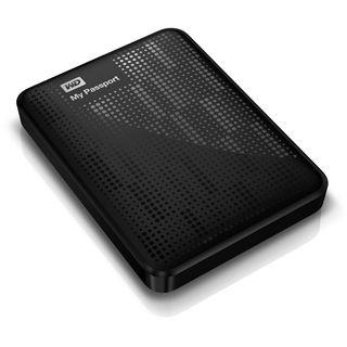 "750GB WD My Passport WDBBEP7500ABK-EESN 2.5"" (6.4cm) USB 3.0 schwarz"
