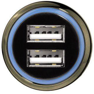 USB-Kfz-Ladegerät Hama Dual, 3,1 A