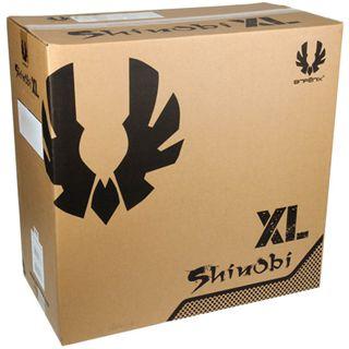 BitFenix Shinobi XL mit Sichtfenster Big Tower ohne Netzteil weiss