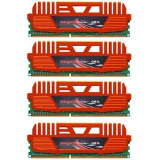 16GB GeIL Enhance Corsa DDR3-1600 DIMM CL9 Quad Kit