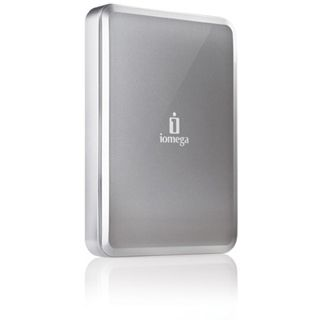 "500GB Iomega eGo Portable 35931 2.5"" (6.4cm) USB 3.0 silber"