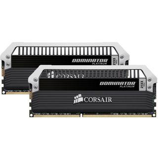 8GB Corsair Dominator Platinum DDR3-1866 DIMM CL9 Dual Kit