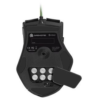 Sharkoon Drakonia USB schwarz/gruen (kabelgebunden)