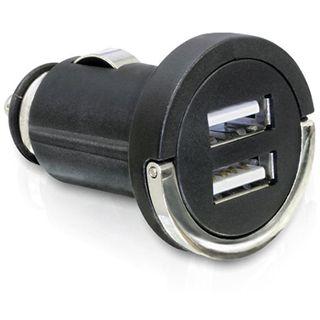 Navilock Kfz Car Adapter USB DC 12-24V Kfz.> 2x USB max. 2.1A