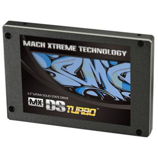 "240GB Mach Xtreme Technology MX-DS Turbo Premium 2.5"" (6.4cm) SATA 3Gb/s MLC asynchron (MXSSD3MDSTP-240G)"