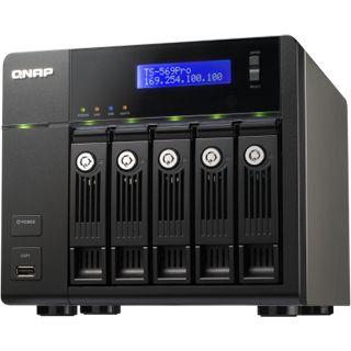 QNAP Turbo Station TS-569 Pro ohne Festplatten