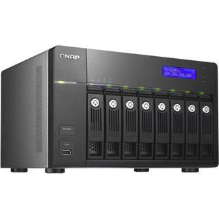 QNAP Turbo Station TS-869 Pro ohne Festplatten