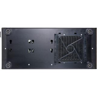 Lian Li PC-700 Window Midi Tower ohne Netzteil schwarz/silber