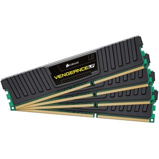 32GB Corsair Vengeance LP schwarz DDR3-1600 DIMM CL10 Quad Kit