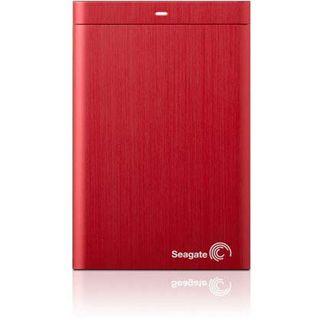 """1000GB Seagate Backup Plus Portable STBU1000203 2.5"""" (6.4cm) USB 3.0 rot"""