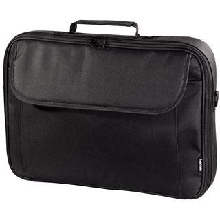 Hama Notebook-Tasche Sportsline Montego, Displaygr. bis 44 cm (17,3), Schwarz