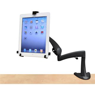 Ergotron 45-306-101 Neo-Flex Tablet-Arm Tischhalterung schwarz