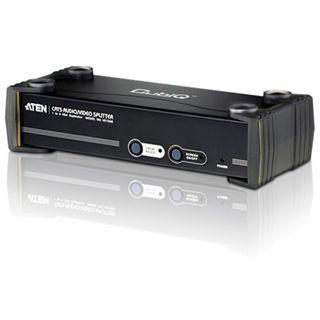 ATEN Technology VS1508 8-fach VGA-A/V-Splitter über LAN