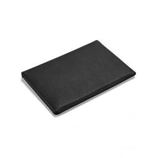 Dicota Leather Sleeve für Ultrabooks bis 33,78cm schwarz