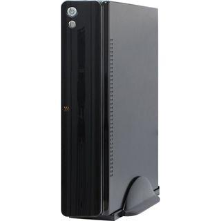 Inter-Tech E-2010 ITX Tower ohne Netzteil schwarz