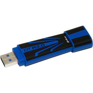 64 GB Kingston DataTraveler R3.0 blau USB 3.0