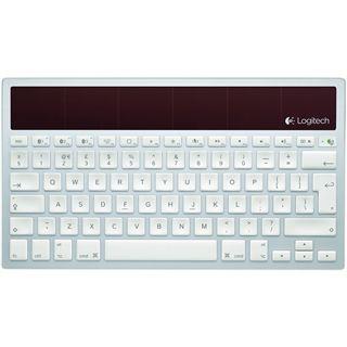 Logitech K760 Deutsch weiß (kabellos)