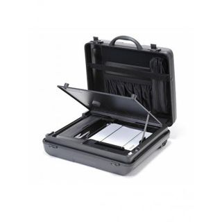 "17"" (43,18cm) Dicota DataSmart Koffer silber Z fuer HP 100"