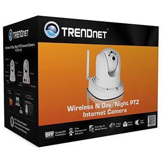 TRENDnet Megapixel Wireless Tag/Nacht PAN