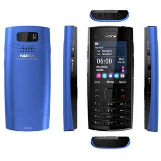 Nokia X2-02 10 MB blau