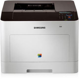 Samsung CLP-680ND Farblaser Drucken LAN/USB 2.0