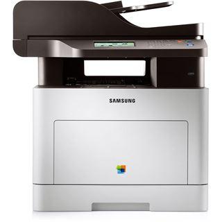 Samsung CLX-6260FW/SEE Farblaser Drucken/Scannen/Kopieren/Faxen LAN/USB 2.0/WLAN