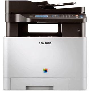 Samsung CLX-4195N/TEG Farblaser Drucken/Scannen/Kopieren LAN/USB 2.0