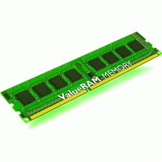 8GB Kingston ValueRAM Intel DDR3-1333 regECC DIMM CL9 Single
