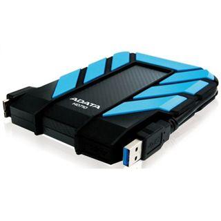 """640GB ADATA Classic SH93 ASH93-640GU-CYL 2.5"""" (6.4cm) USB 2.0 schwarz/blau"""