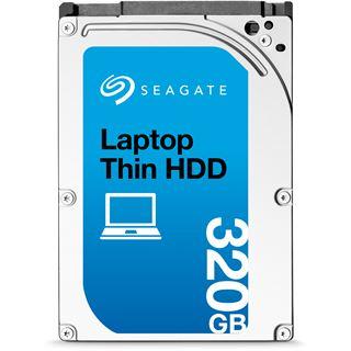 """320GB Seagate Laptop Thin HDD ST320LT012 16MB 2.5"""" (6.4cm) SATA 3Gb/s"""