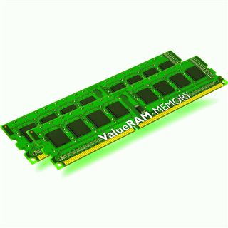 4GB Kingston ValueRAM Intel DDR3-1333 ECC DIMM CL9 Dual Kit