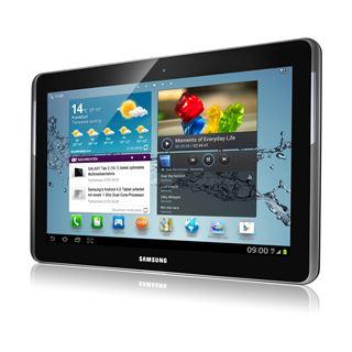 """10.1"""" (25,65cm) Samsung Galaxy Tab 2 WiFi/Bluetooth V3.0 32GB silber"""