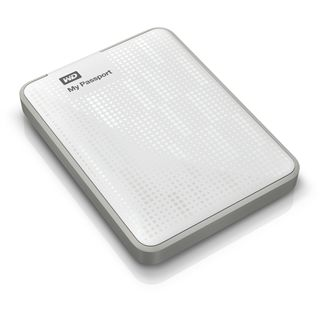 "500GB WD My Passport WDBKXH5000AWT-EESN 2.5"" (6.4cm) USB 3.0 weiss"