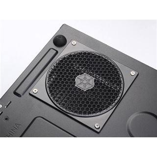 Silverstone Grandia GD05B USB 3.0 Desktop ohne Netzteil schwarz