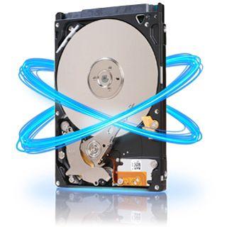 "160GB Seagate Laptop HDD ST160LM000 8MB 2.5"" (6.4cm) SATA 3Gb/s"
