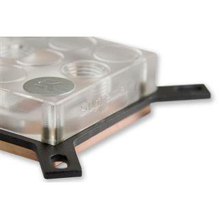 EK Water Blocks EK-Supremacy Acryl/Kupfer CPU Kühler