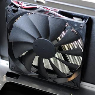 Lian Li PC-A55A Midi Tower ohne Netzteil silber